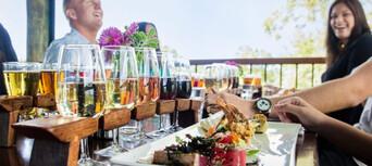 Full Day Mount Tamborine Wine Tasting Tour including Gourmet Lunch from Brisbane Thumbnail 1