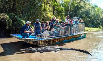 Top End Safari Camp Day Tour Thumbnail 1
