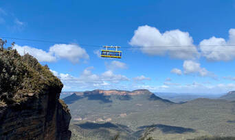 Blue Mountains & Sydney Day Tour with Harbour Cruise Thumbnail 3