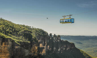 Blue Mountains & Sydney Day Tour with Harbour Cruise Thumbnail 6