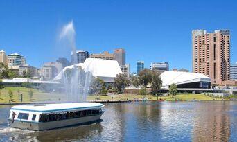 Adelaide City Morning Sightseeing Tour Thumbnail 4
