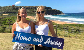 Location Tours to Home and Away - Meet an Actor Thumbnail 6