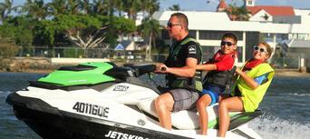 Jet Ski Safari Island Life Experience - 1.5 Hours Thumbnail 6