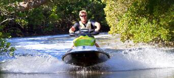 Jet Ski Safari The Ultimate Adventure - 2.5 Hours Thumbnail 2