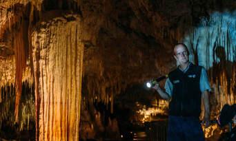 Guided Lake Cave Margaret River Tour Thumbnail 3