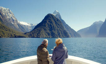 Milford Sound Small Boat Cruise Thumbnail 2
