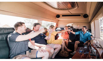 Lions, Wines and Limousine Thumbnail 1