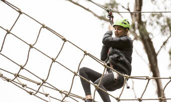 Short Circuit High Ropes Course Thumbnail 2