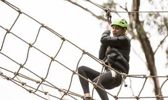 Super Circuit High Ropes Course Thumbnail 2