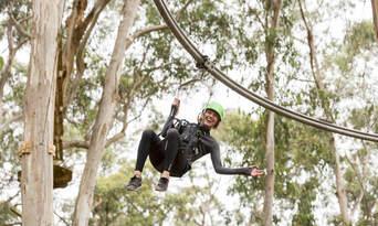 Super Circuit High Ropes Course Thumbnail 4