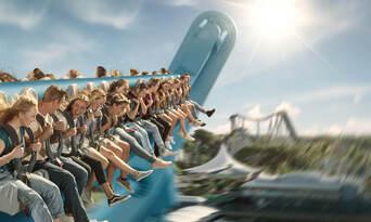 3 Day Theme Park Pass over 5 Days Thumbnail 2