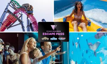 3 Day Theme Park Pass over 5 Days Thumbnail 1