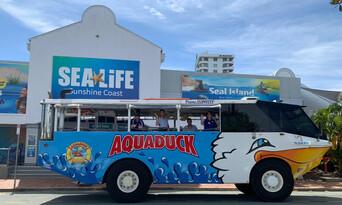 SEA LIFE Sunshine Coast + Aquaduck Combo Thumbnail 1