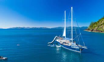 Full Day Whitsundays Sailing Adventure Thumbnail 2