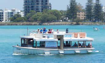 Caloundra Eco Explorer Calm Water Cruise Thumbnail 1