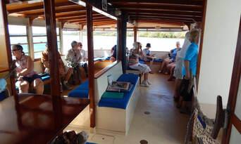 Caloundra Eco Explorer Calm Water Cruise Thumbnail 5