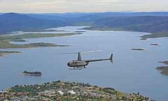 Lake Jindabyne Scenic Helicopter Flight Thumbnail 1