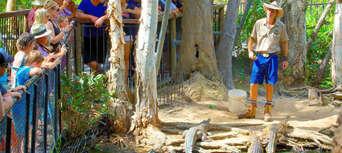 Hartleys Crocodile Adventures with Port Douglas Transfers Thumbnail 3