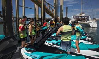 Thunderball Shipwreck Jet Ski Tour Thumbnail 6