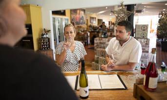 Maggie Beer's Pheasant Farm Wines Tasting Thumbnail 1