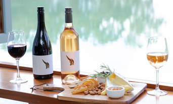 Maggie Beer's Pheasant Farm Wines and Cheese Board Experience Thumbnail 1