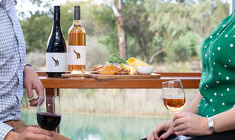 Maggie Beer's Pheasant Farm Wines and Cheese Board Experience Thumbnail 2