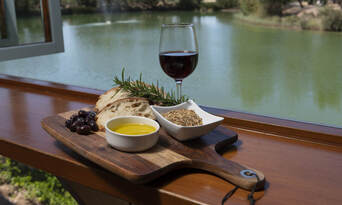 Maggie Beer's Pheasant Farm Wines and Cheese Board Experience Thumbnail 5