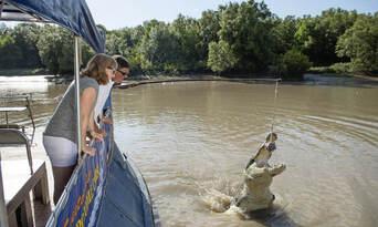 Jumping Crocodile Tour from Darwin Thumbnail 2