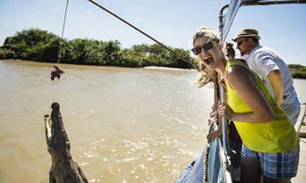 Jumping Crocodile Tour from Darwin Thumbnail 4