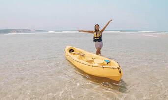 Noosa Dolphin View Kayak Tour Thumbnail 4
