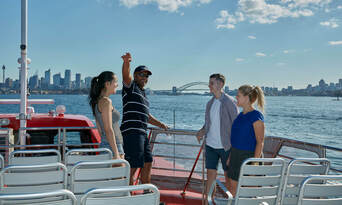 Taronga Zoo Entry and 1-Day Harbour Ferry Pass with Sky Safari Thumbnail 5