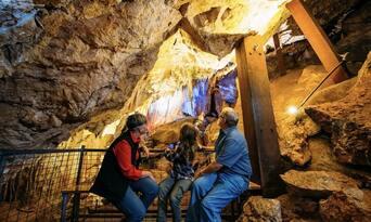 Margaret River Guided Ngilgi Cave Tour Thumbnail 6