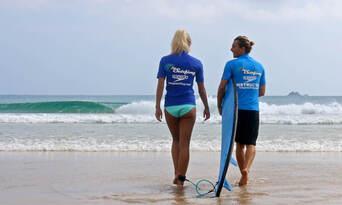Lennox Heads 2 hour Group Surf Lesson Thumbnail 2