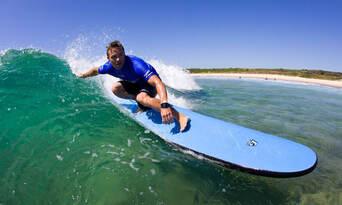 Lennox Heads 2 hour Group Surf Lesson Thumbnail 3