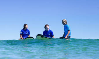 Lennox Heads 2 hour Group Surf Lesson Thumbnail 6