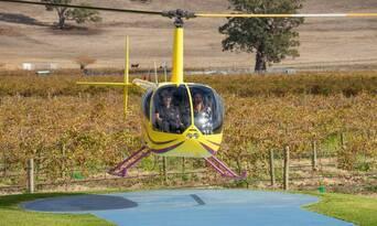 Barossa Valley Deluxe 30 Minute Flight Thumbnail 2