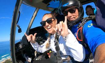Heli Tandem Skydive Surfers Paradise Thumbnail 4