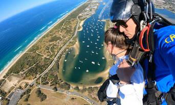 Heli Tandem Skydive Surfers Paradise Thumbnail 6