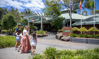 Currumbin Wildlife Sanctuary Family Entry + Meal Deal Thumbnail 1