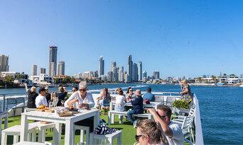 Gold Coast Champagne Breakfast Cruise Thumbnail 4