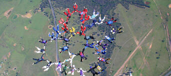 Sydney Skydiving (from Picton) - 14,000ft Thumbnail 5