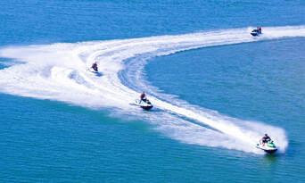 Jet Ski Safari Jet Express - 30 Minutes Thumbnail 1