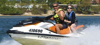 Jet Ski Safari Jet Express - 30 Minutes Thumbnail 3