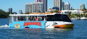Aquaduck Tours Surfers Paradise Family Pass Thumbnail 6