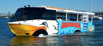 Aquaduck Tours Surfers Paradise Family Pass Thumbnail 5