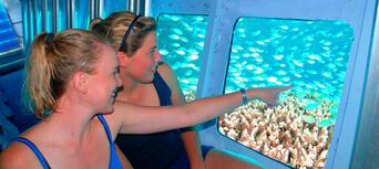 Great Barrier Reef Cruise to Reef Magic Cruises Pontoon Thumbnail 2