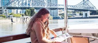 Brisbane River Morning Sightseeing Cruise Thumbnail 1