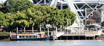 Brisbane River Morning Sightseeing Cruise Thumbnail 2