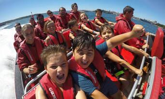 Sydney Harbour Jet Boat Ride Thumbnail 3