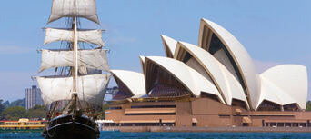 Tall Ship Wine and Canapes Evening Cruise Thumbnail 5